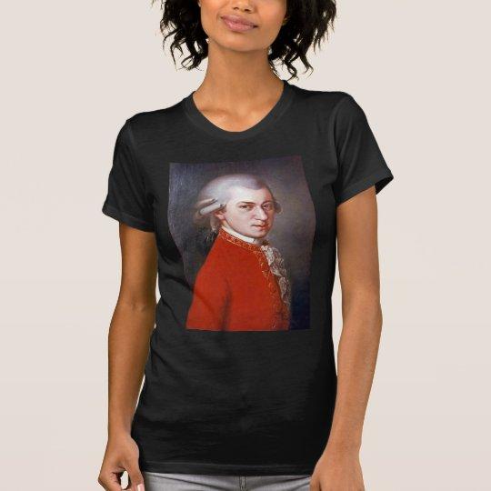 Wolfgang-amadeus-mozart Tシャツ