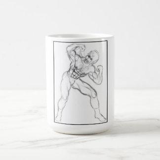 Wolfman コーヒーマグカップ