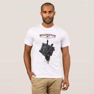 Wolverton、不可能な目的のワイシャツの盗人 Tシャツ