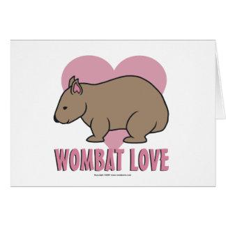Wombat愛II カード