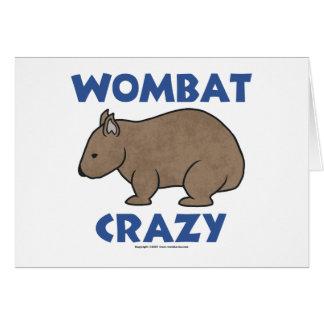 Wombat熱狂するなII カード