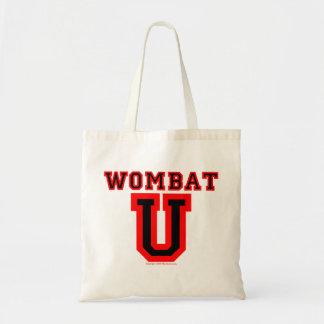 Wombat U IV トートバッグ