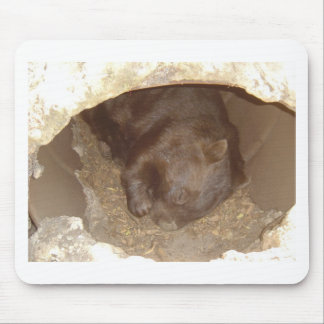 Wombatsについて野生 マウスパッド