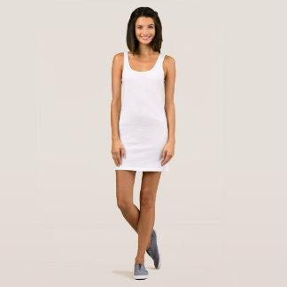 Women's Jersey Tank Dress 袖なしドレス
