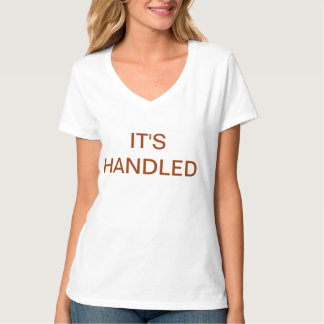 Women's Shirtオリビアの法皇の Tシャツ