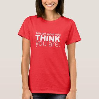 """""""… """"WomentのTを考えるものです Tシャツ"""