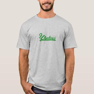 Wonkys -ライトの緑 tシャツ