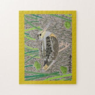 Woodcock ジグソーパズル