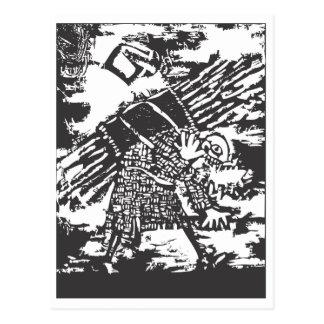Woodcutter ポストカード