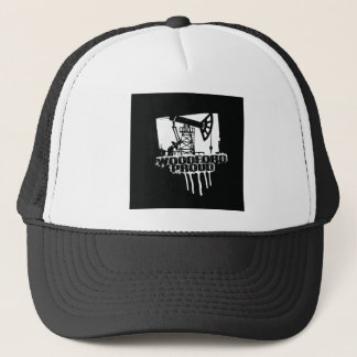 Woodfordの誇りを持ったな帽子の黒 キャップ