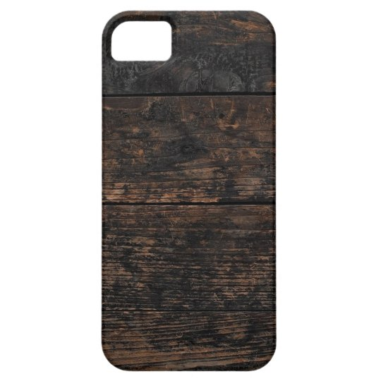 woodgrain007 iPhone SE/5/5s ケース