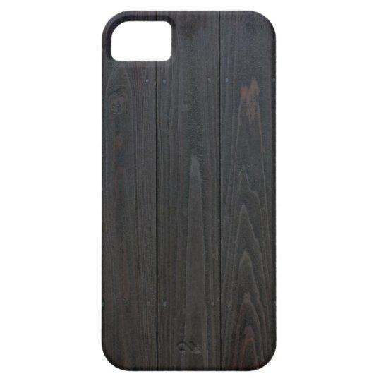 woodgrain035 iPhone SE/5/5s ケース