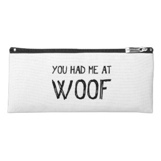 Woofの筆箱で私がありました ペンシルケース