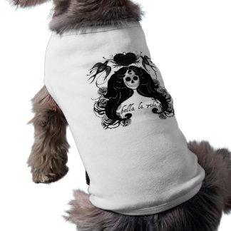 WoofのWoofのBellaのlaのVida骨組犬のジャケット ペット服