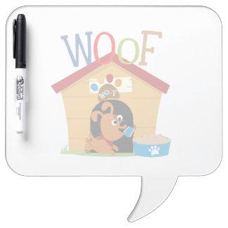 Woof犬 ホワイトボード