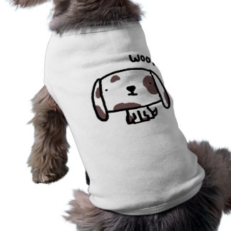 Woof。 犬ペット衣類 犬用袖なしタンクトップ