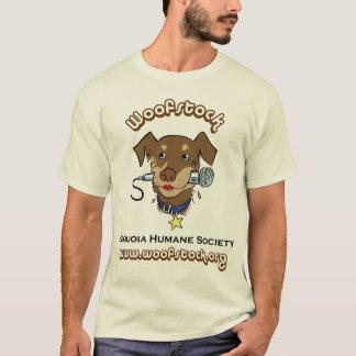 WoofstockのTシャツ Tシャツ