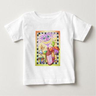 WorCHESHIRE CAT ベビーTシャツ