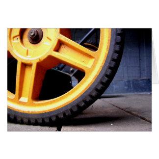 Workinの車輪 カード