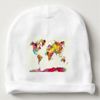 world map colors ベビービーニー