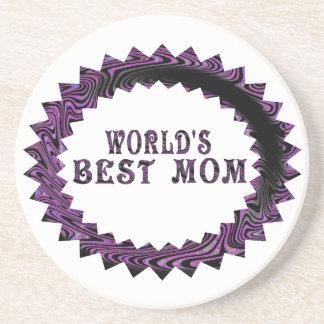WORLD.Sの最も最高のなお母さん-コースター。 コースター