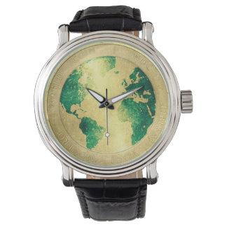 WorldCoinの腕時計 腕時計