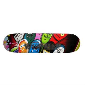 WORMERのスケートボード スケートボード