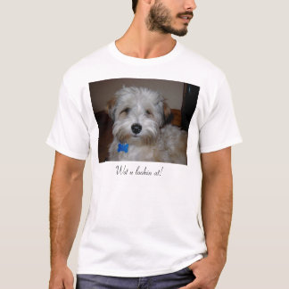 Wot uのlookinの! tシャツ