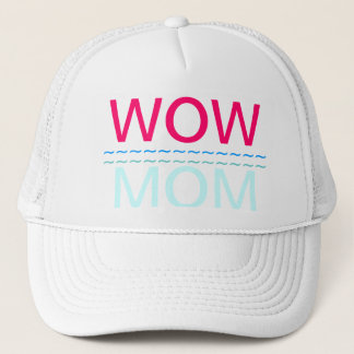 WOWのお母さん-帽子 キャップ