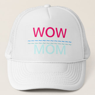 WOWのお母さん- eZaZZleMan.com著帽子 キャップ