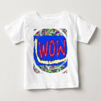 WOWの要因パーティーに加わって下さい:  自己へのギフト1 ベビーTシャツ