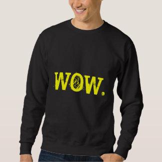 「WOW」のスエットシャツ スウェットシャツ
