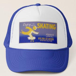 WPAのスケートで滑る キャップ