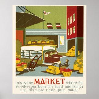 WPAポスター市場 ポスター