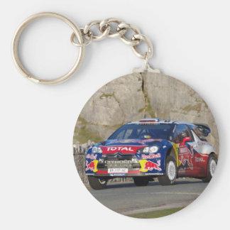 WRCの再結集車 キーホルダー