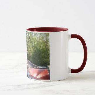 WrenburyのアヒルのLlangollen運河 マグカップ