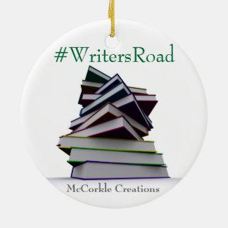 #WritersRoadのオーナメント セラミックオーナメント