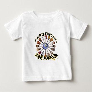 Wrock世界 ベビーTシャツ
