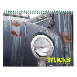 WRTはWRT媒体のグループによってカレンダーをトラックで運びます カレンダー