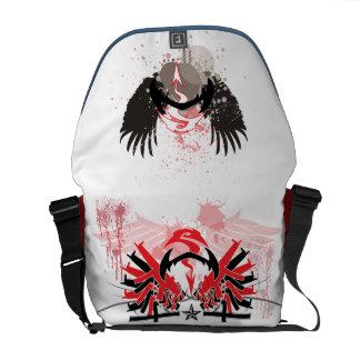 WSの銃または翼のバッグ メッセンジャーバッグ
