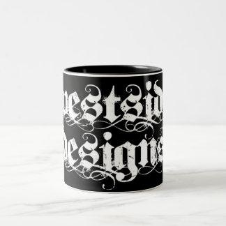 WSDの入れ墨サポートマグ ツートーンマグカップ