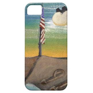 WTCの記念物 iPhone SE/5/5s ケース