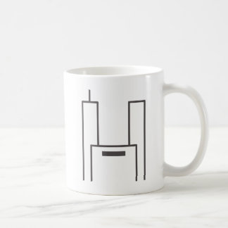 WTCタワー-シンプル コーヒーマグカップ