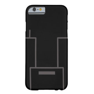 WTCタワー-シンプル BARELY THERE iPhone 6 ケース