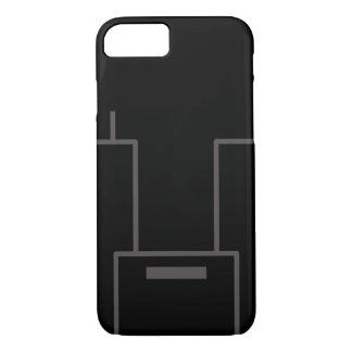 WTCタワー-シンプル iPhone 8/7ケース