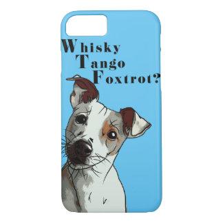 WTF -かわいい犬のコレクション/電話箱 iPhone 8/7ケース
