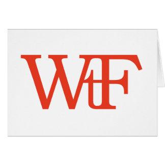 WtF カード