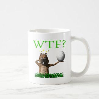 WTF コーヒーマグカップ