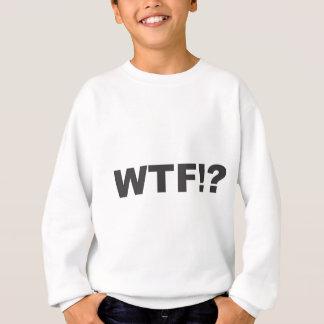 WTF スウェットシャツ