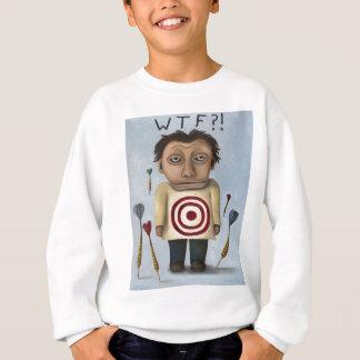 WTF!  2 スウェットシャツ